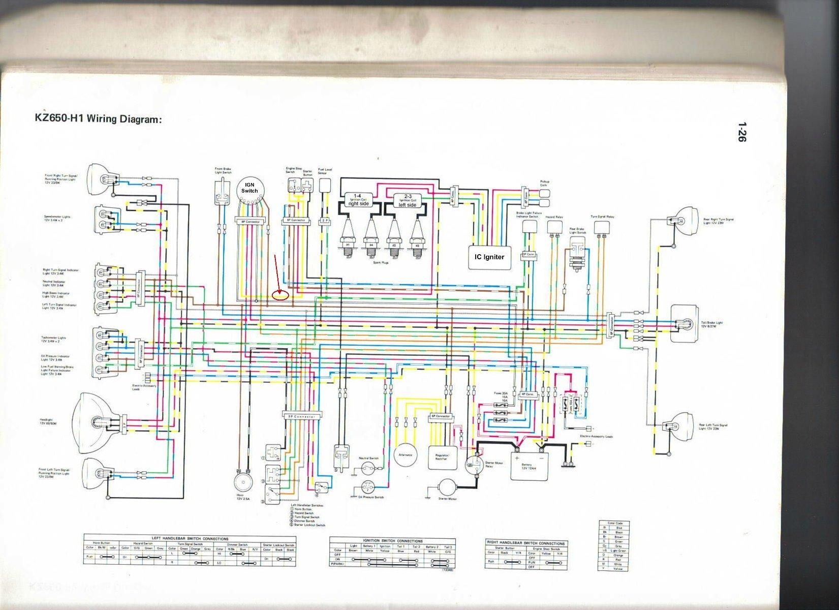 H1 Wiring Diagram   Wiring Diagram on
