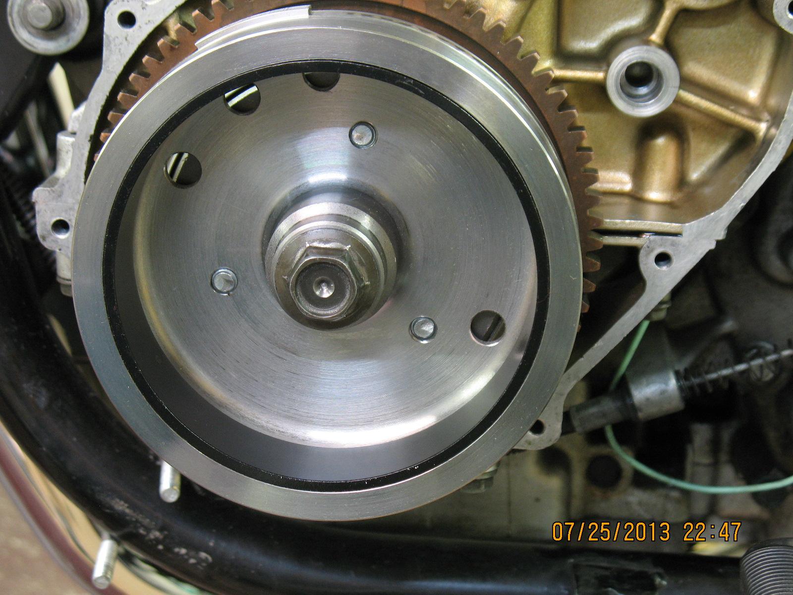 KZ 1100 - broken flywheel magnets - KZRider Forum - KZRider