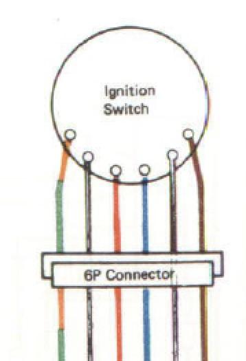Ignition Switch Connector - KZRider Forum - KZRider, KZ, Z1