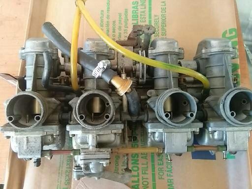 79' Kawasaki kz650 carburetor install please help! - KZRider Forum