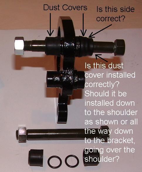 Brake Caliper Rebuild Kit Installation