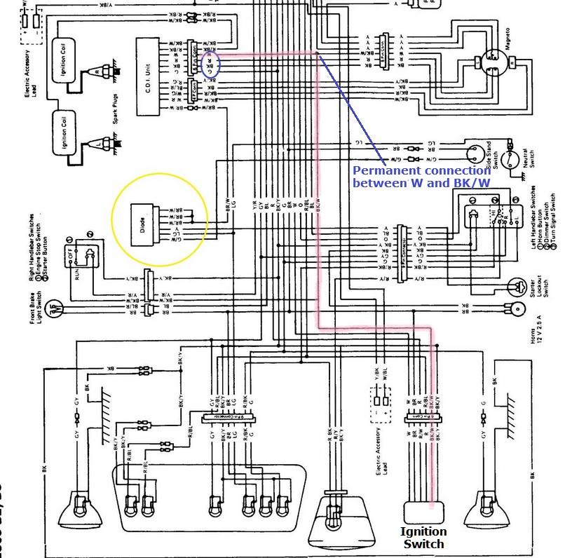 305 CDI voltage source - KZRider Forum - KZRider, KZ, Z1 & Z Motorcycle  Enthusiast's ForumKZRider