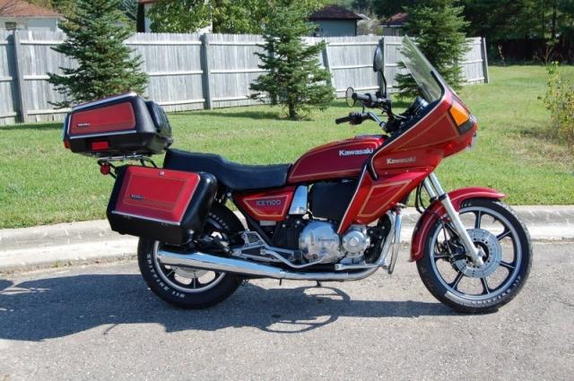 1982 KZ1100-A2