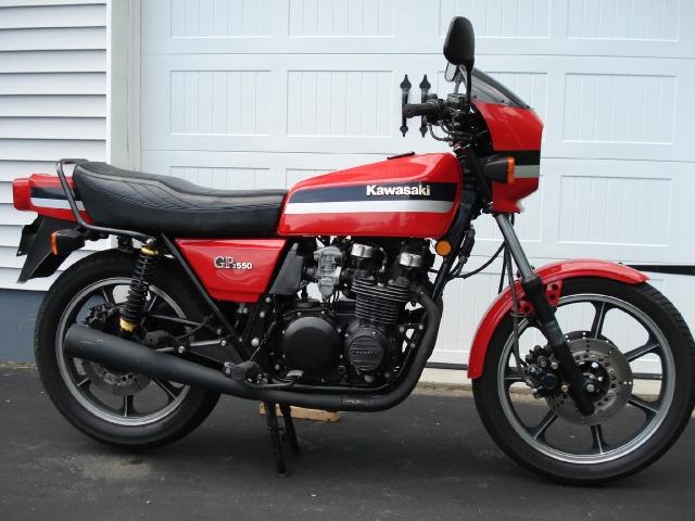KZ550 D1