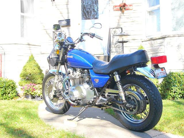 1982 750 CSR