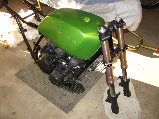 GPZ750 frankenbike