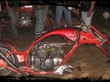 FOKZ200 ( Tegal Custom CHopper)