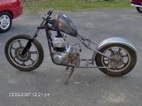 KZ 440 Bobber Project