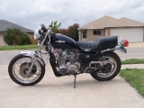 Here is my '81 kz650