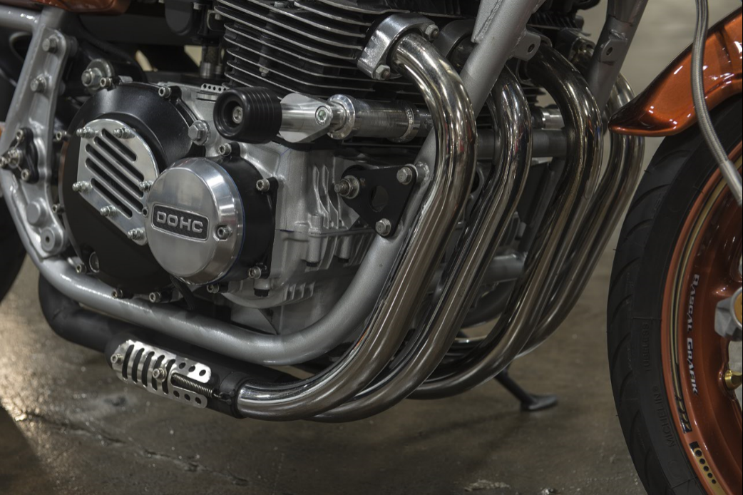 Bike Of The Month: April's BOTM Is Arnold Johansson's 82 KZ1100 Project  Z900 On Steroids
