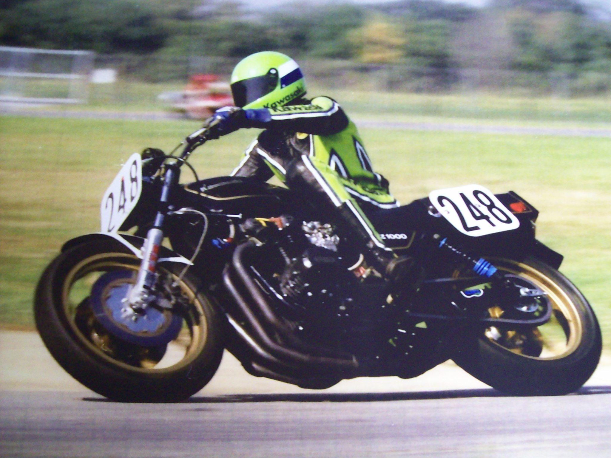 Bike Of The Month: DR GAMMAS  1979 KZ1000 A 3  AMA/WERA SUPERBIKE.