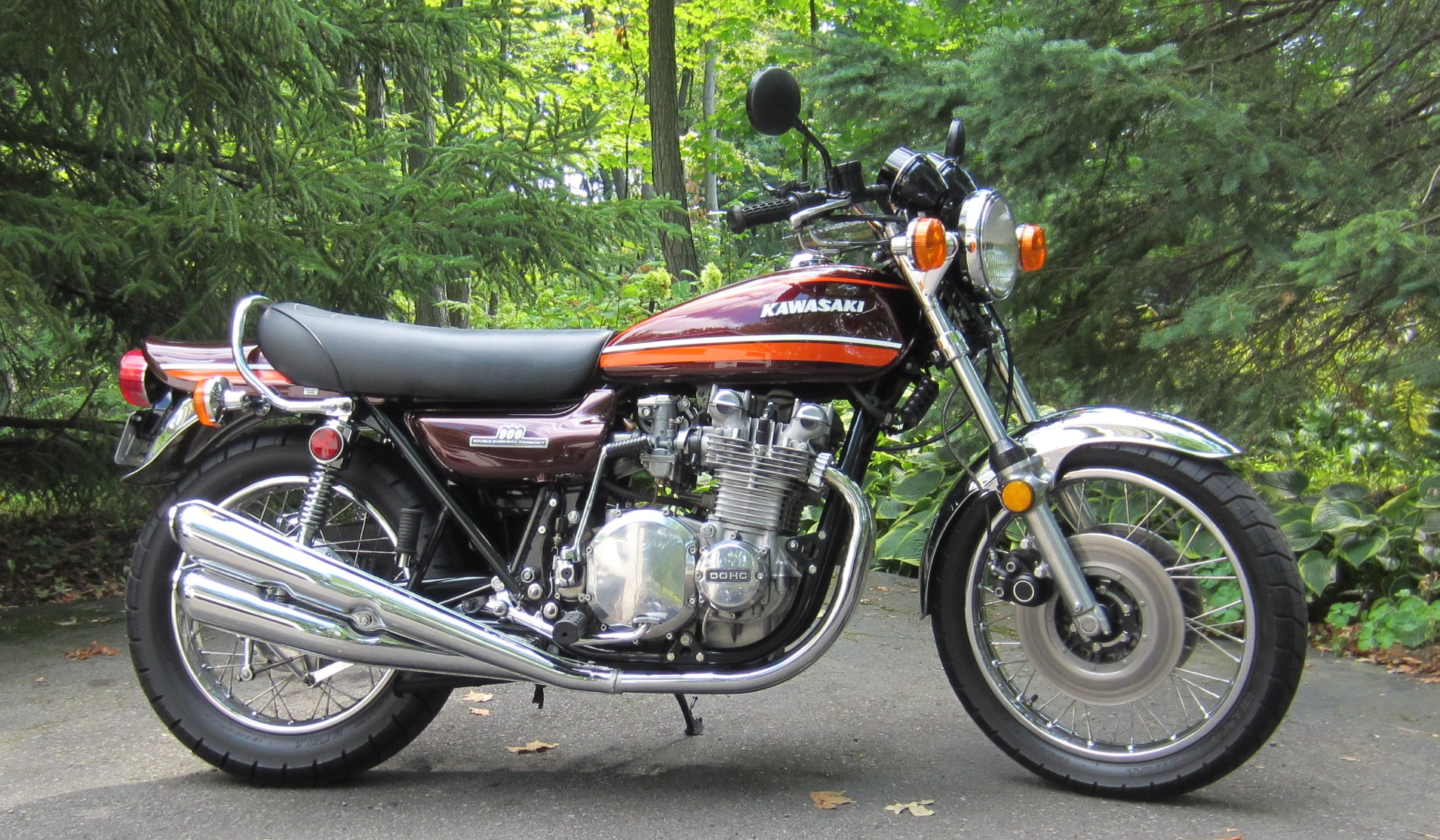 Bike Of The Year: Kawboy 74's 1974 Z1 900.