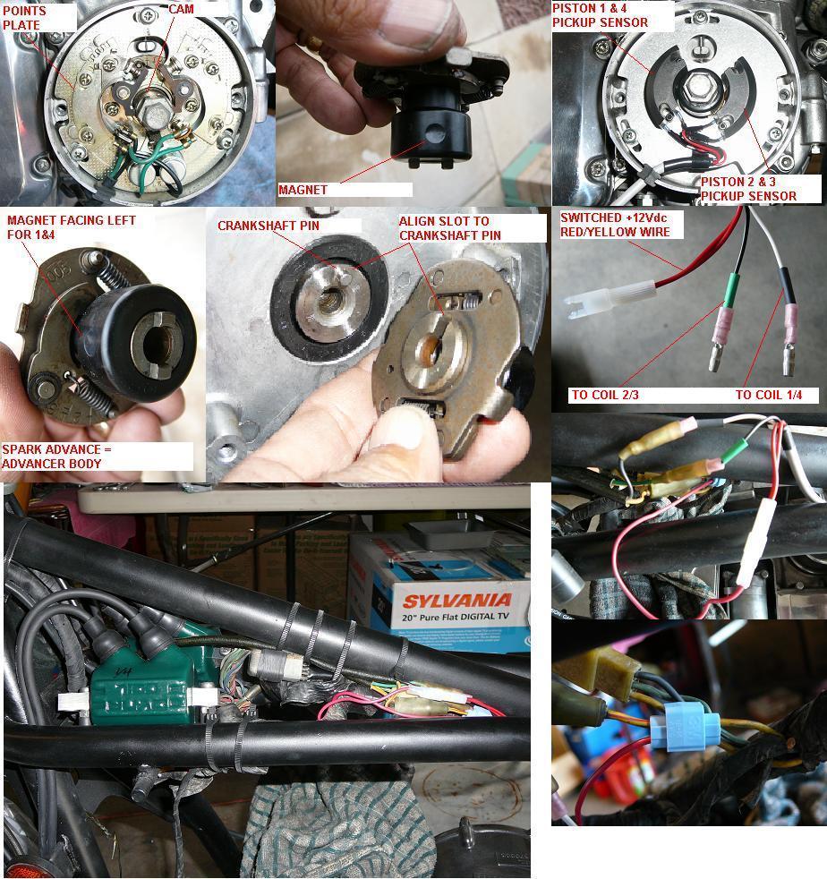Dynasignitionplateinstall on Harley Dyna 2000 Ignition Wiring Diagram
