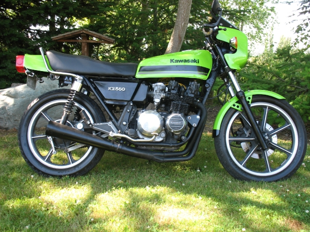 1982 Kz550a2 Clutch Cable Routing Help  I Forgot - Kzrider Forum