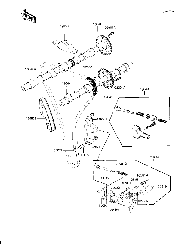 Kawasaki Teryx Wiring Diagram