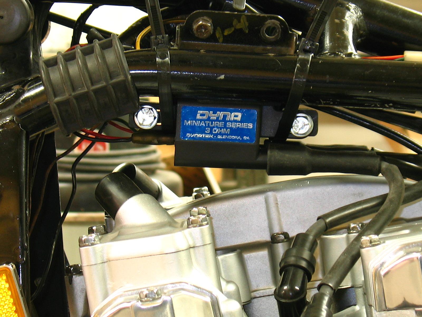dyna electronic ignition coils ddk c kz forum check