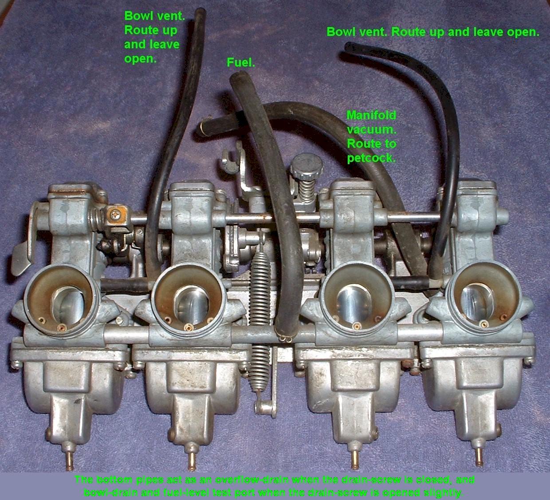 '82 KZ550 LTD starting issue - KZRider Forum - KZRider, KZ ...